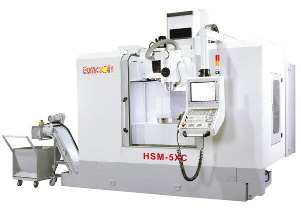 HSM-5XA & 5XC High Speed 5 Axis