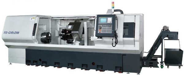 710mm Swing Y Axis CNC Lathes