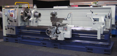 Oil Country Lathes Ajax 960~1850 swing