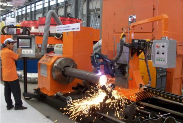 CNC Profile Pipe Cutter