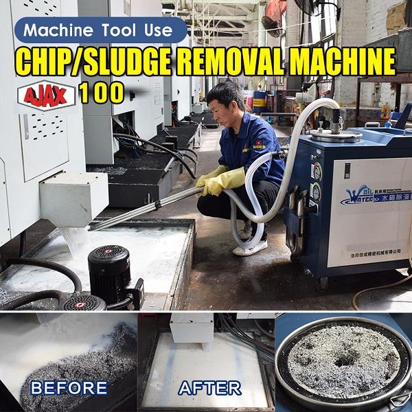 Chip & Sludge Remover