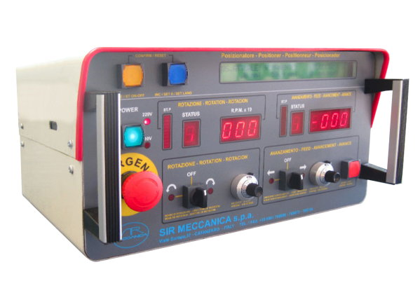 Electronic Positioning Display