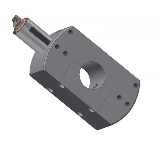 Micrometric Tool Holders & Extensions
