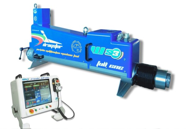 WS3 CNC Dragster 1000