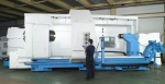 CNC Lathes up to 2500mm Swing